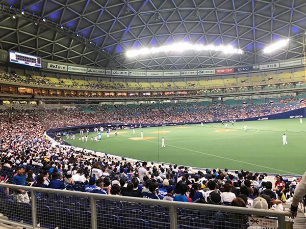 燃えろドラゴンズ!!野球観戦ツアー