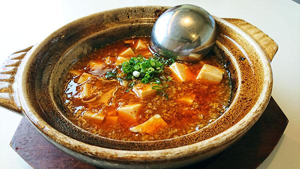 昔ながらのマーボー豆腐
