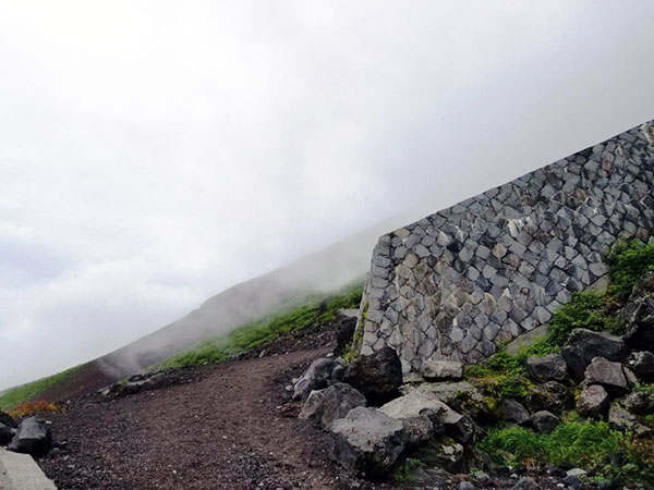 夏のおもひで~富士登山編