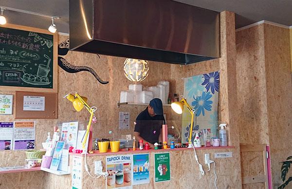 武豊町にあるオープンしたての たこ焼き店【たこ焼き りんく】