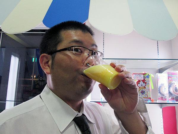 ☆オロナミンセーキ☆