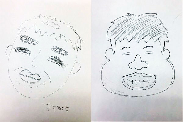 左が佐子さん・右が小島さん