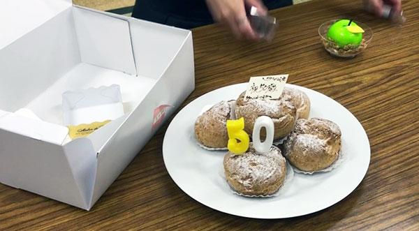 わし 50歳!! ~ハッピーバースデー!サプライズ大作戦!?~