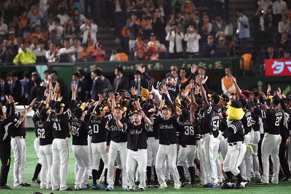 日本一おめでとうございます!