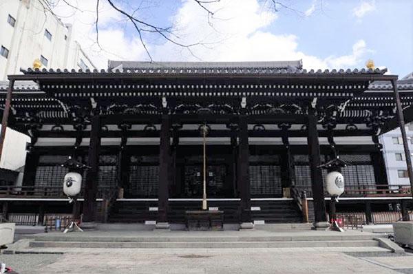 現存する本能寺(再建)
