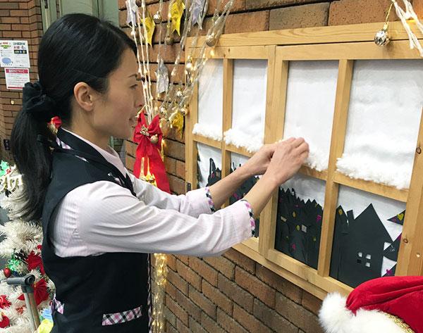 2019デコレーションコンテスト「クリスマス」口田店ver.
