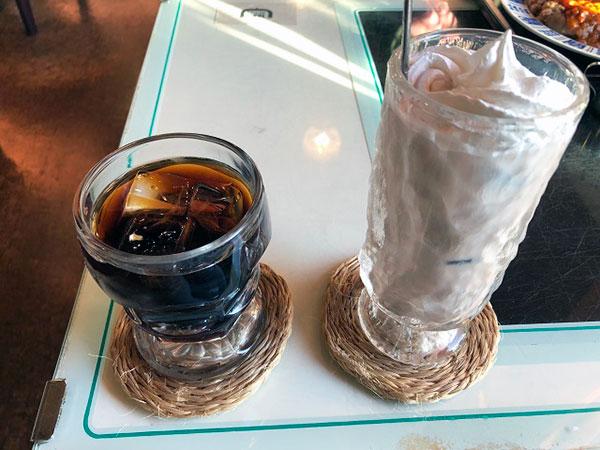 東海市富木島の番長3っぽい喫茶店『ナポリ』