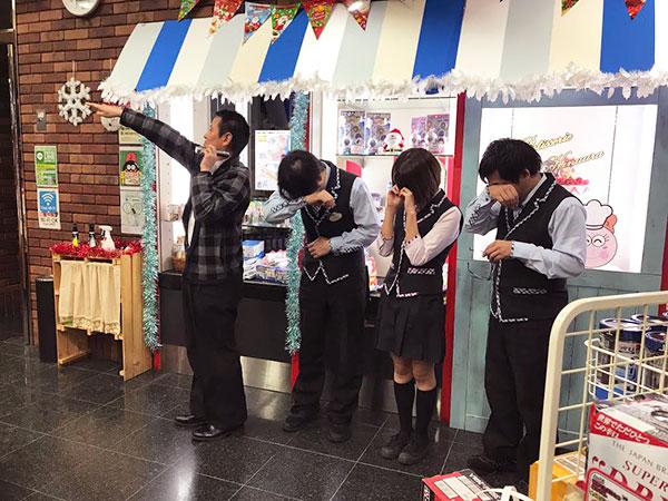 別れは突然に!サヨナラ~樋口主任!!いっぱいいっぱいありがとう!!