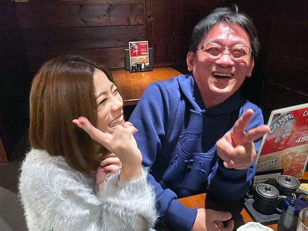 店長と佐子さん