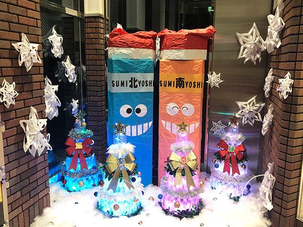 2019年有楽クリスマスデコレーション結果報告