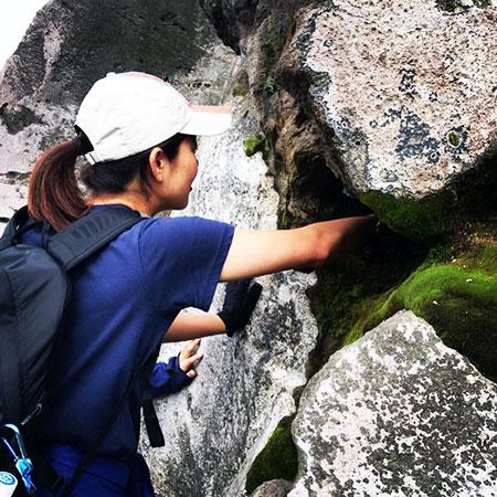 長野県の焼岳