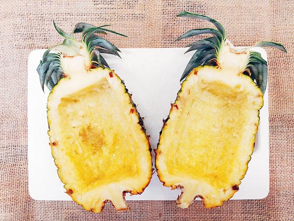 パイナップル器