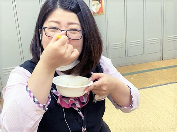 カフェオレ氷 美味しい♪