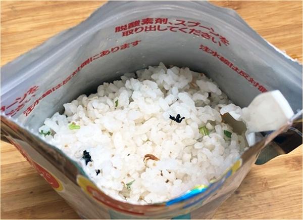 簡単に作れる防災レシピ「焼きおにぎり」
