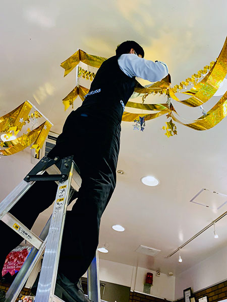 口田店 クリスマスデココン2020 〜キャンドルを灯す意味とは〜