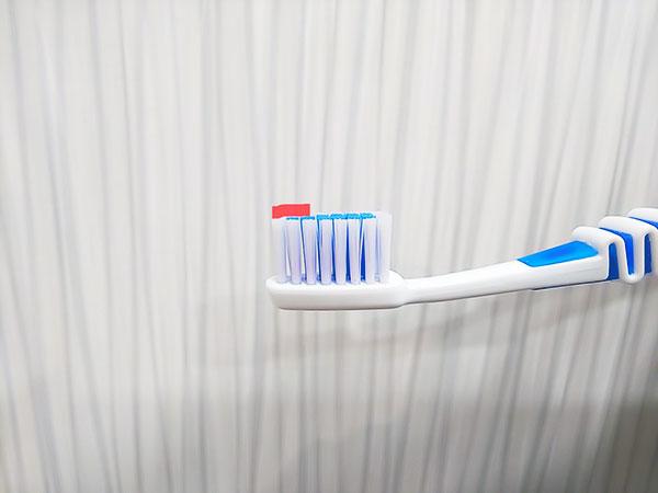 歯磨き粉の量