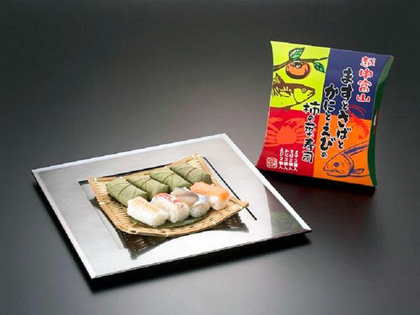 富山の郷土料理、柿の葉寿司編💛有楽青果部看板娘おすすめ景品