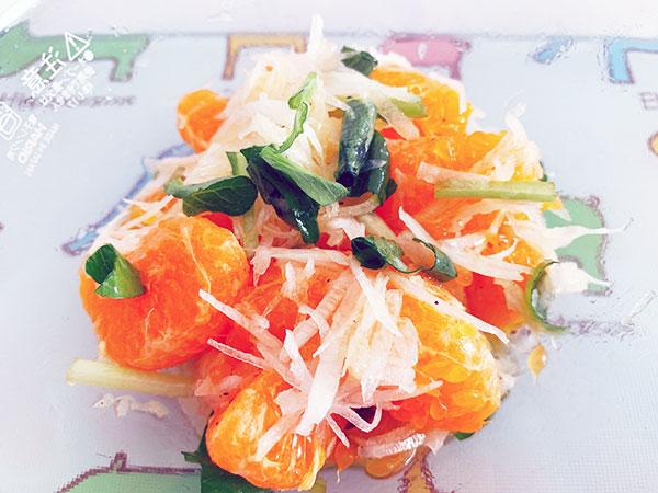 💛はるみと野菜のサラダ④💛