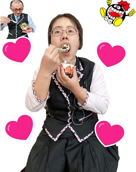 Stop!!コロナ渦・食品ロス!大好きなイチゴを守れの巻