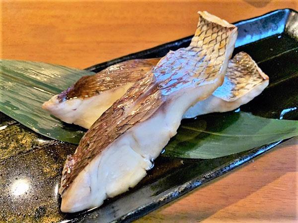 真鯛の煮つけ