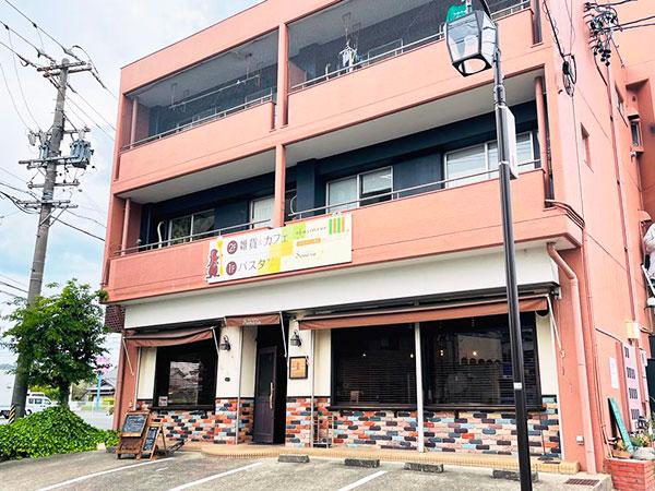 豊明市パスタ&カフェダイニング『SONORA』