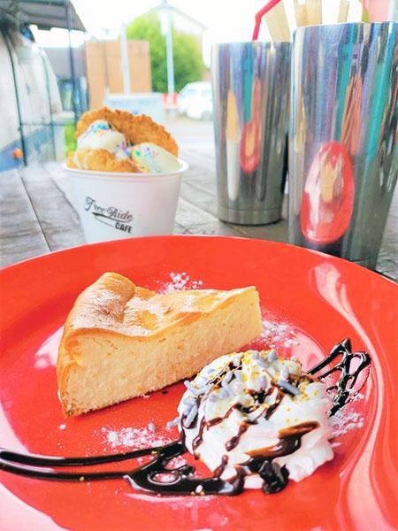半田市にあるインスタ映え間違いなし!ワンコとも一緒に行けちゃう トレーラーハウスのカフェ『Free Ride cafe(フリーライドカフェ)』