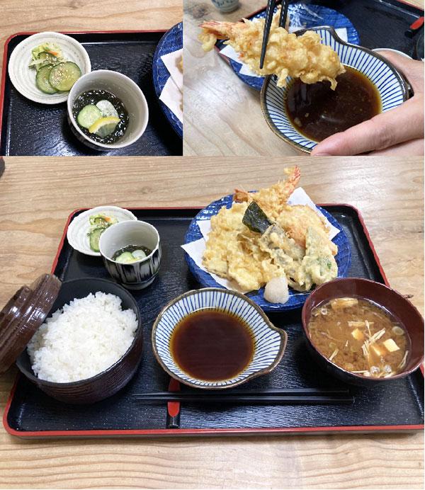 うまい・安い・ボリューム満点!地元に愛される天ぷら『天閣』