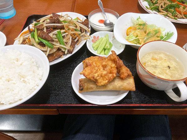 豊明市で本格台湾料理 『台湾料理 楽宴(らくえん)』