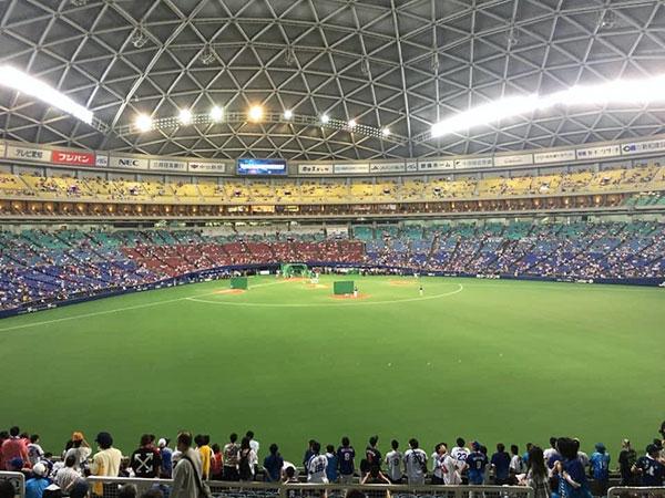 夢の球宴!夏の『有楽 野球大会』に参加しました~!!