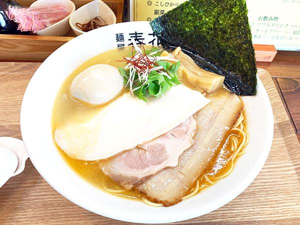 特製海老花麺