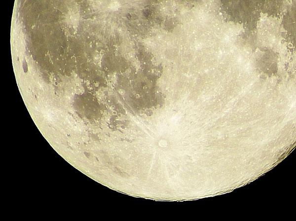 満月パワー