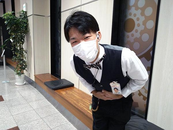 ホリの新人プレゼンター紹介(男性編)