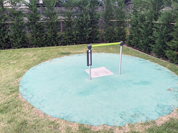 雨が降っても利用できる大府市の溜池公園【八ツ屋大池公園】
