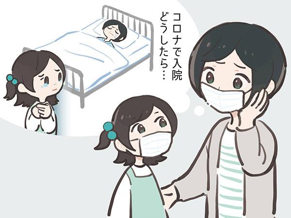 自宅療養感染予防