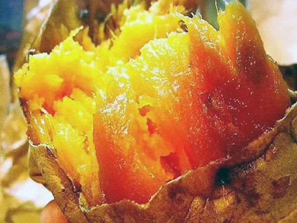 ねっとり系焼き芋
