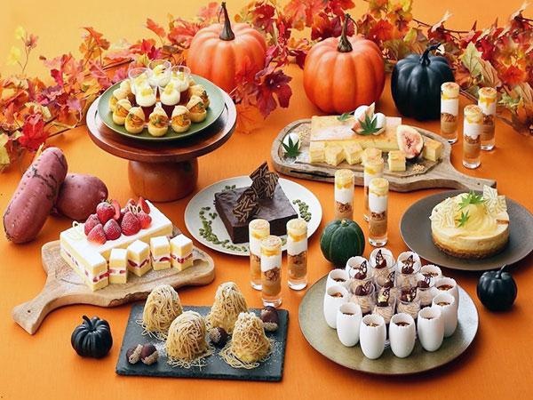 秋の味覚スイーツ